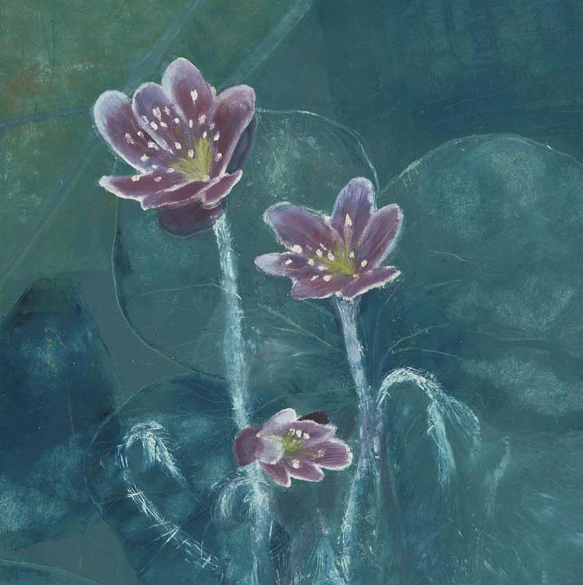 Moonlit Flowers